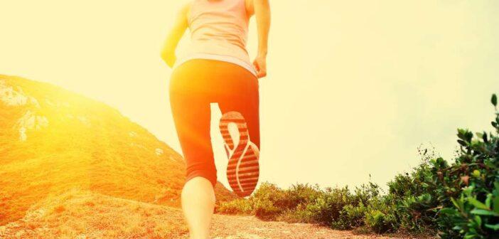 Bergauflaufen: Turbotraining für Läufer?