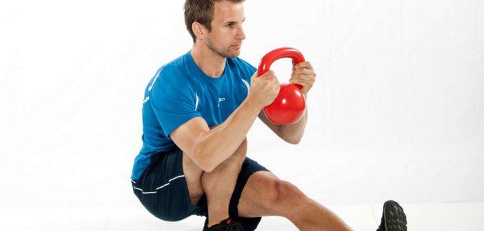 Kettlebell Training: Dieser Artikel stellt einige sehr effektive Methoden dafür vor.