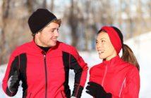Laufen bei Minusgraden und Kälte. Ist das gesund?