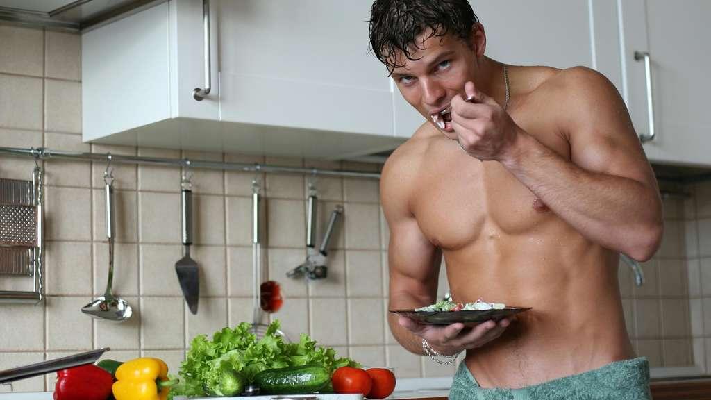 Ernährung Im Kraftsport