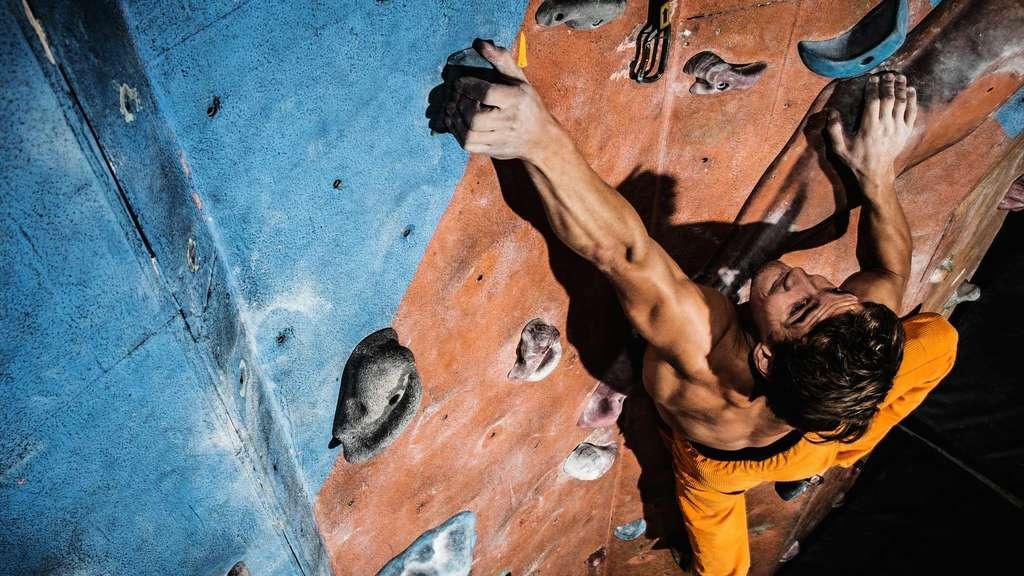 Kletterausrüstung Dortmund : Power intervalle: steigerung der kletterspezifischen muskelausdauer