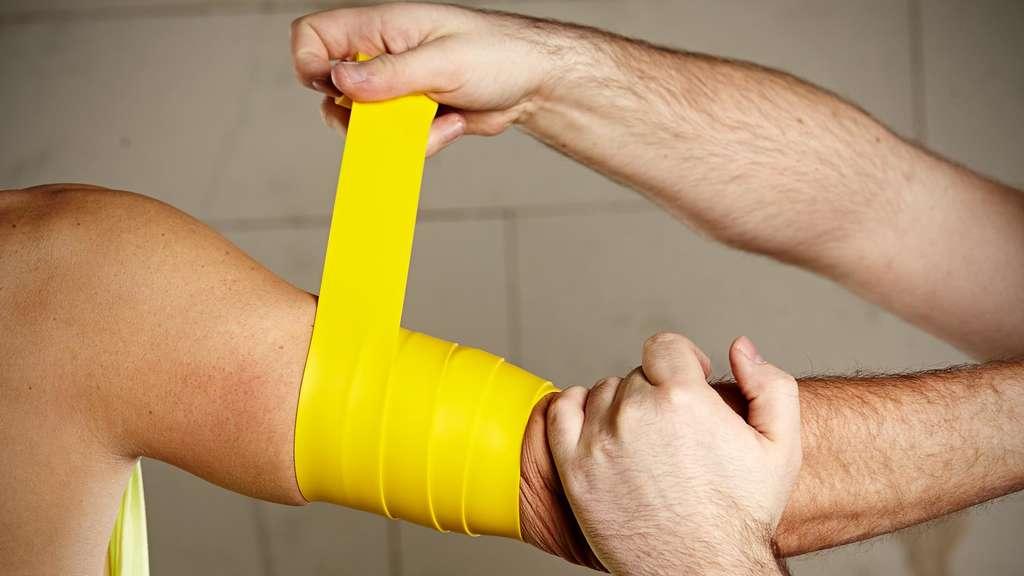 ᐅ Flossing in Therapie & Training | Ratgeber | Sportexperten | Tipps