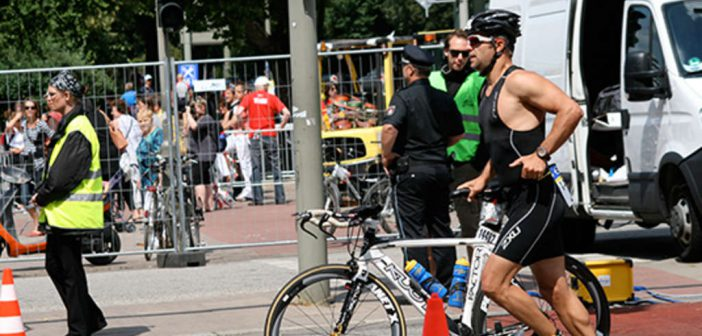 Koppeltraining: effektives Training für Triathleten