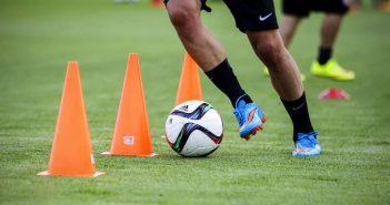 Fussball, Fußballtraining, Saisonvorbereitung