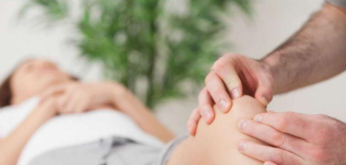 Knieschmerzen und das Patellaspitzensyndrom