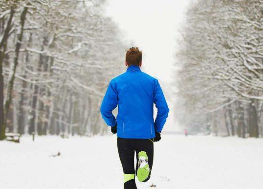 Laufen bei Minustemperaturen: Training beiKälte und Schnee