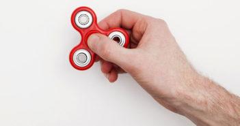 Megatrend Fidget Spinner - Spielzeug gegen Stress und Nervosität