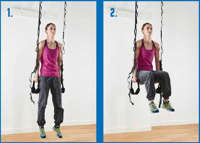 Klettertraining Übungen