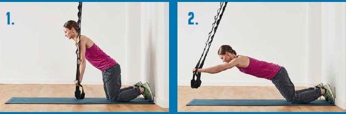 Klettertraining, Übungen