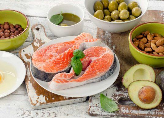 Die sieben besten Quellen für gesunde Fette