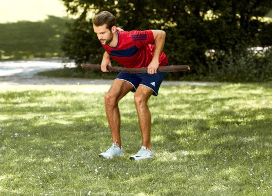Mach die Natur zu deinem Gym – mit effektiven Zirkeltraining Übungen