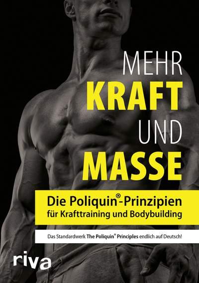 Muskeln aufbauen, Poliquin-Prinzipien