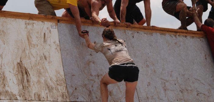 Hindernislauf Wettkampf