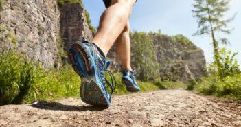 Die Wadenmuskulatur ist besonders häufig von einer Muskelzerrung betroffen.