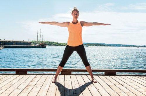 Outdoor Training ist optimal für die körperliche Gesundheit und Fitness: Übungen und Outdoor Trainingsgeräte