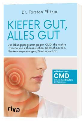 CMD, craniomandibuläre Dsyfunktion, Dr. Thorsten Pfitzer, Zähneknirschen, Kopfschmerzen