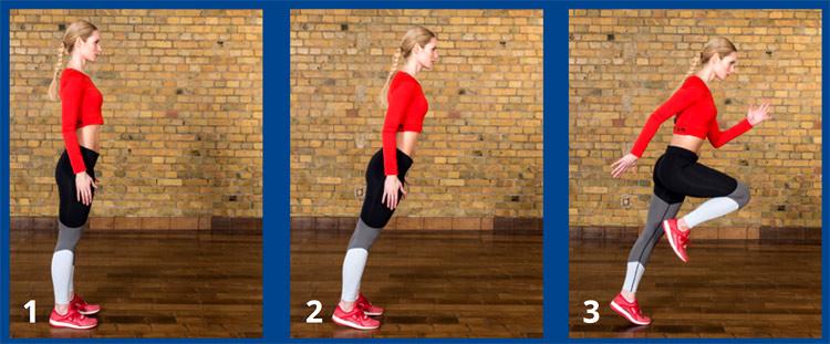 Hamstrings trainieren: Übungen
