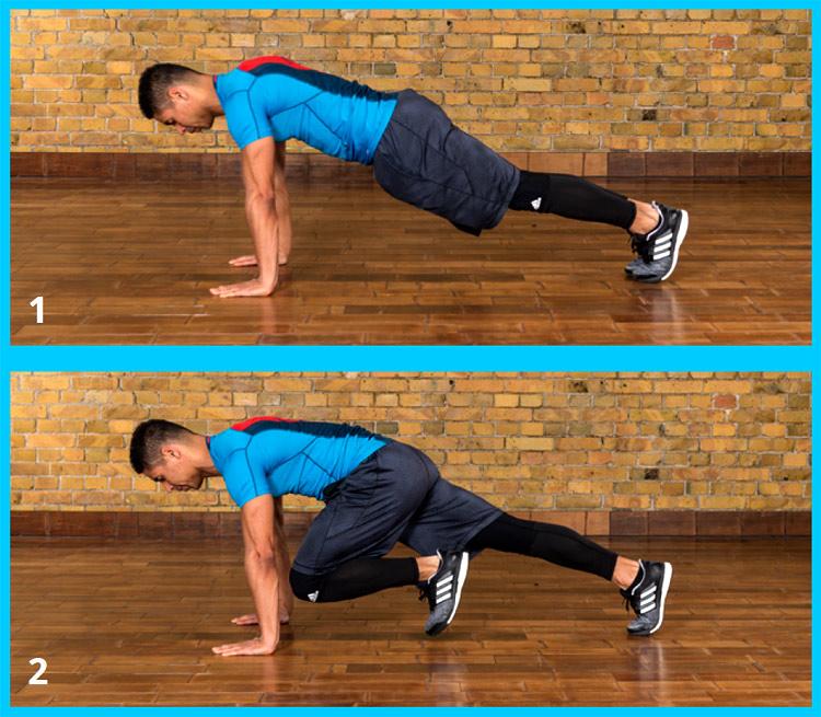 Hamstrings: die besten Übungen