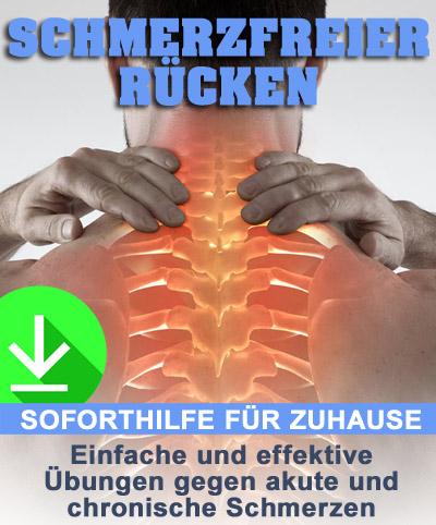 Effektive Übungen gegen Rückenschmerzen