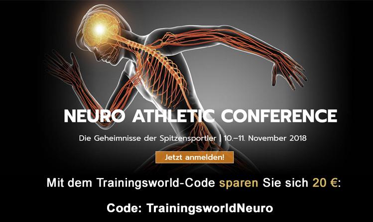 die weltweit erste Neuro Athletic Conference in München
