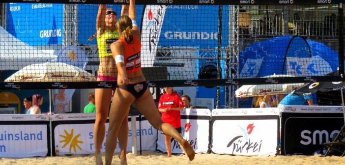 Sprungkrafttraining im Volleyball und Beachvolleyball