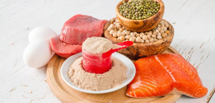 Protein, Eiweiß, Nahrungsergänzung
