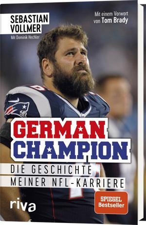 Das Buch von Sebastian Vollmer, German Champion