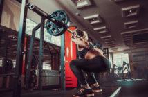 Die richtige Ausführung der Übung tiefe Kniebeuge