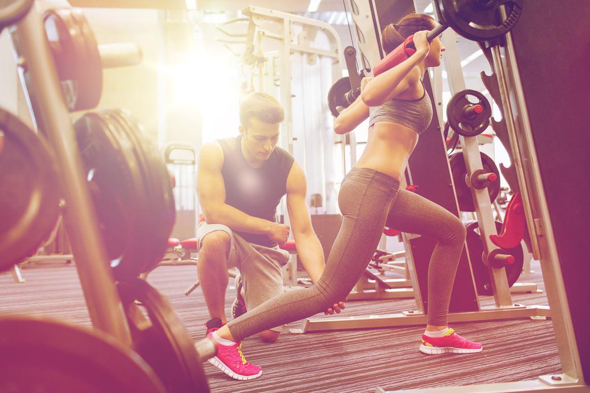 Persönlicher Trainingsplan zum Abnehmen