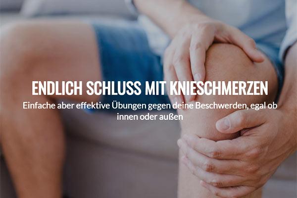 das programm gegen knieschmerzen