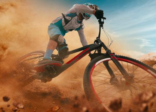 Fahrtechnik-Training auf dem Mountainbike: Die Grundposition