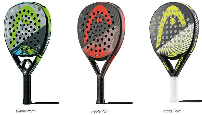 Padel-Tennis: Die richtige Schlägerwahl, von anfänger bis könner