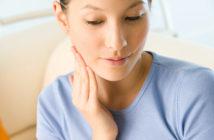 Kieferschmerzen selbst von zuhause behandeln