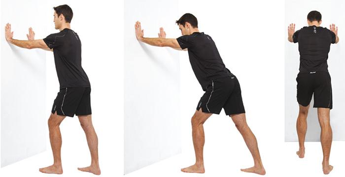 Effektive Übungen gegen Fersenschmerz