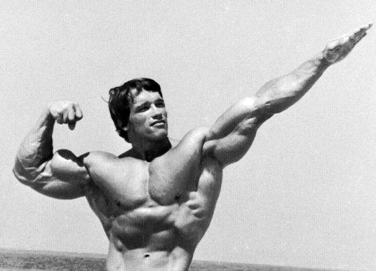 Bodybuilding für Anfänger: Tipps von Arnold Schwarzenegger