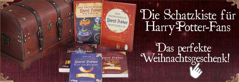 Werbung: Harry Potter Schatzkiste