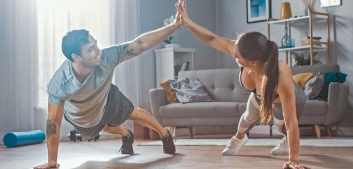 heimtraining für läufer - 5 effektive übungen für zuhause