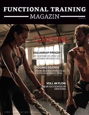 Das Fachmagazin für Personal Trainer