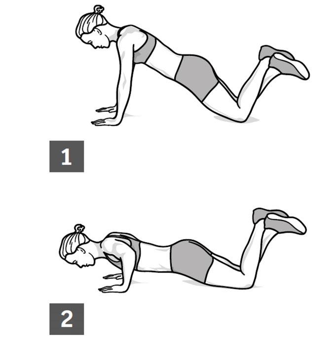 Zuhause fit bleiben: Übungen und Workouts