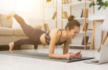 Abnehmen Übungen: Workouts und Trainingsplan für zuhause