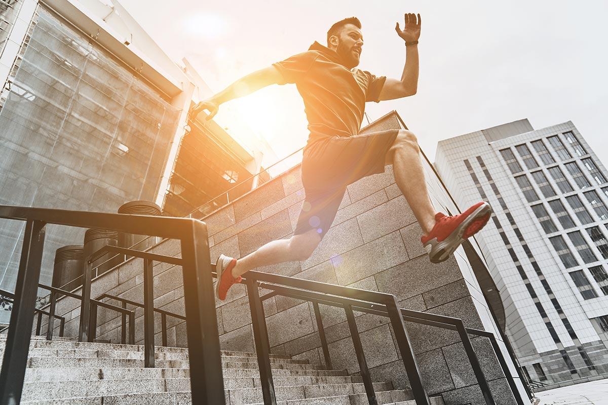 Außenbandruptur – Vier Übungen für ein stabiles Sprunggelenk